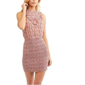 Free People | I'm Your Favorite Floral Mini Dress